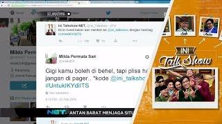 Rizky Febian Dapat Rayuan Maut Dari Twitter- Part 6/6