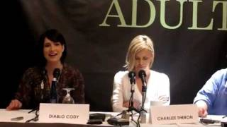 Sweet Valley High - Diablo Cody at the Young Adult Press Conference (Movie News)