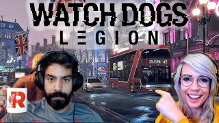 touring Watch Dogs: Legion w A LONDONER (Rahul Kohli)