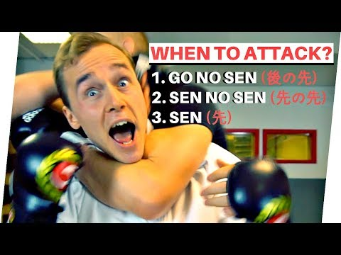 3 BEST TIMES TO ATTACK YOUR OPPONENT (EXERCISE) — Jesse Enkamp