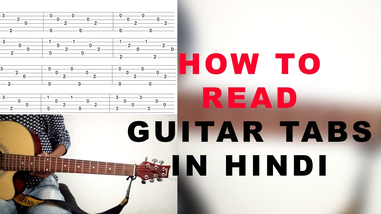 Tutorial 6 how to read guitar tabs beginner to advance guitar tutorial 6 how to read guitar tabs beginner to advance guitar tutorial by nihal mishra hexwebz Gallery