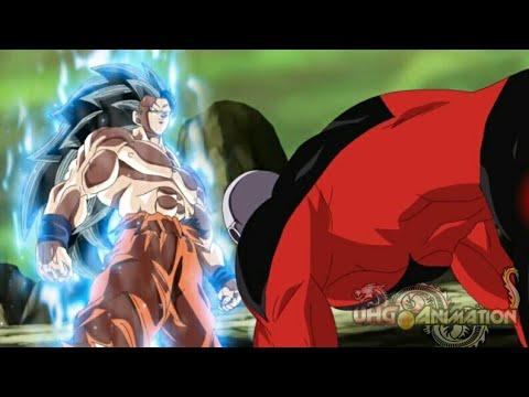 Goku Ultra Instinto Fase 3 Vs Jiren En La Final Del Torneo De