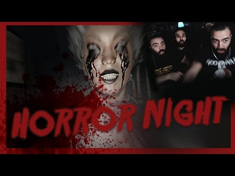 Το επικό Horror Night! | Unboxholics