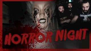 Το επικό Horror Night! | Unboxholics