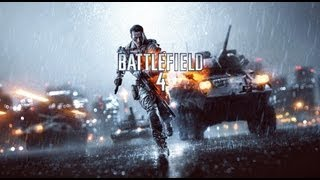*NEW* BATTLEFIELD 4 Gameplay! MENU SCREEN AND MULTIPLAYER