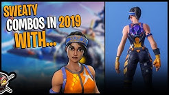 Sweaty Combos in 2019 with DAZZLE - Fortnite Cosmetics