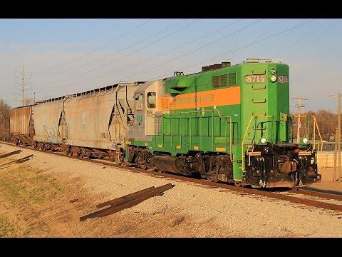 Columbus & Greenville Railway 1/20/2015