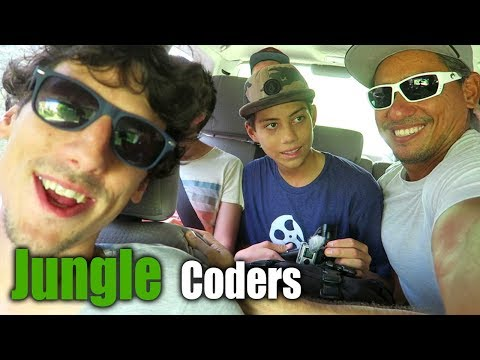 Blockchain Jungle Coders Letting Loose - Vlog 13