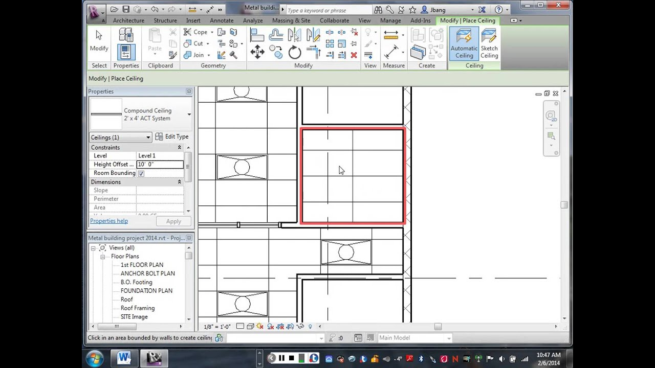 suspended ceiling plan - youtube
