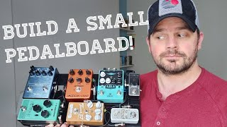 Small Pedalboard Build - Pedaltrain Metro 16