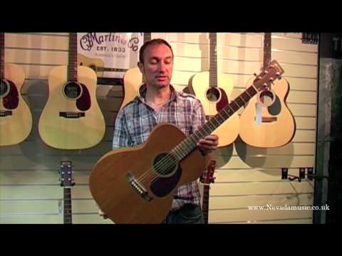 Martin 15 Series Guitar Review