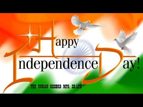 Celebrate Independence Day | National Patriotic Songs  | Sare Jahanse Acha | P.Unnikrishnan
