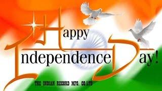Celebrate Independence Day | National Patriotic Songs  | Sare Jahanse Acha | P.Unnikrishnan