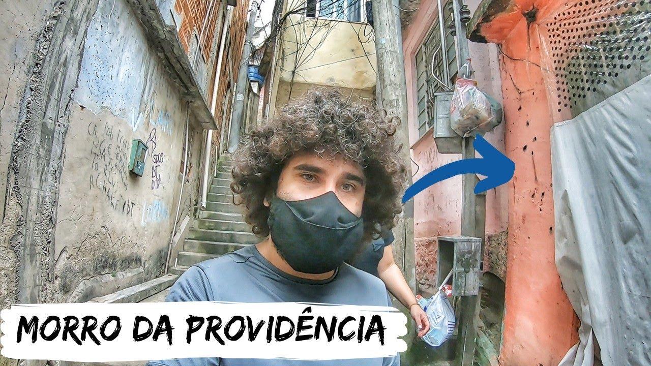 VISITANDO A PRIMEIRA FAVELA DO BRASIL