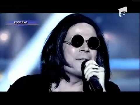 """Dan Helciug & Ozzy Osbourne (""""Te cunosc de undeva""""-Antena 1 Romania)"""