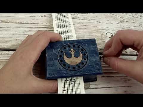Star Wars - The Main Theme - cover music box