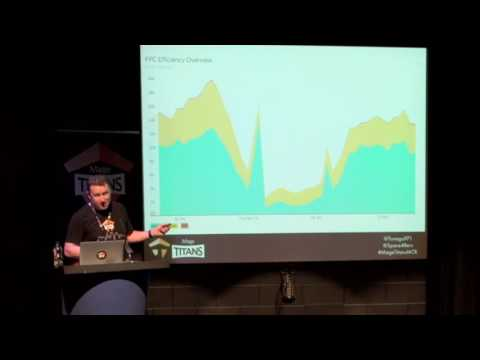 Mage Titans MCR 2016 - Tony Brown - An Optimisation Story
