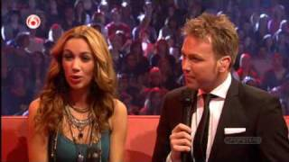 Dewi & Jamai - I Just Can't Stop Loving You Liveshow 6