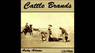 Cattle Brands (FULL Audio Book) 04 -- A WINTER ROUND-UP