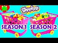 Shopkins Playsets Shopkins Season 1 and Season 2 in Playsets