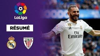 Résumé : Le hat trick de Karim Benzema face à Bilbao !