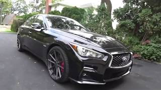 Infiniti Q50 (DAS) Direct Adaptive Steering Review 2 | Auto Fanatic