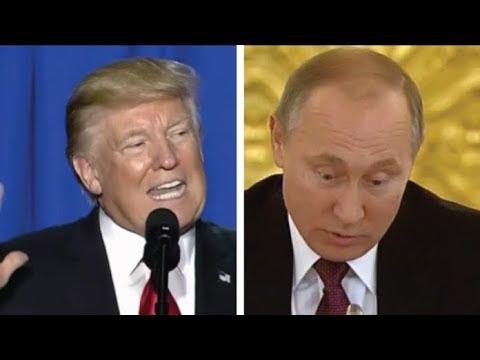 TERMINATOR Trump Hit Vladimir Putin Seconds Ago In Surprise Move No One Saw Coming