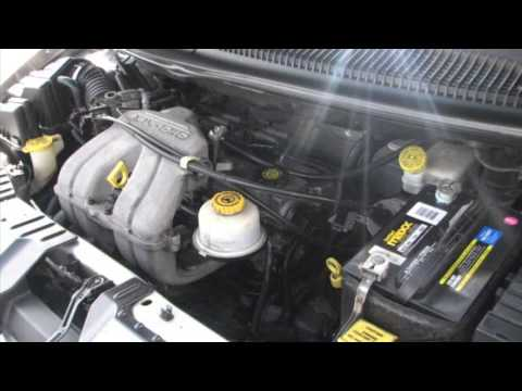 Dodge Caravan 2.4 - YouTube