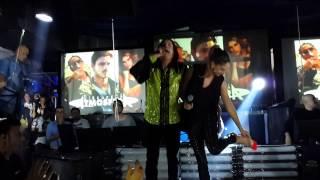 Cecilia Rodriguez Discoteca Atmosfera Calabria