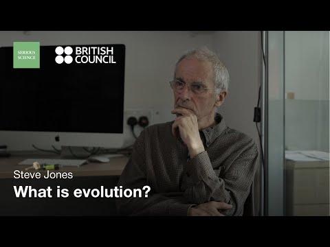 Theory of Evolution — Steve Jones / Serious Science