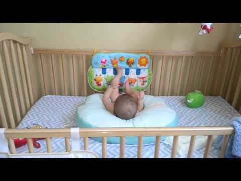 VTech Lil' Critters Play and Dream Musical Piano Baby Review
