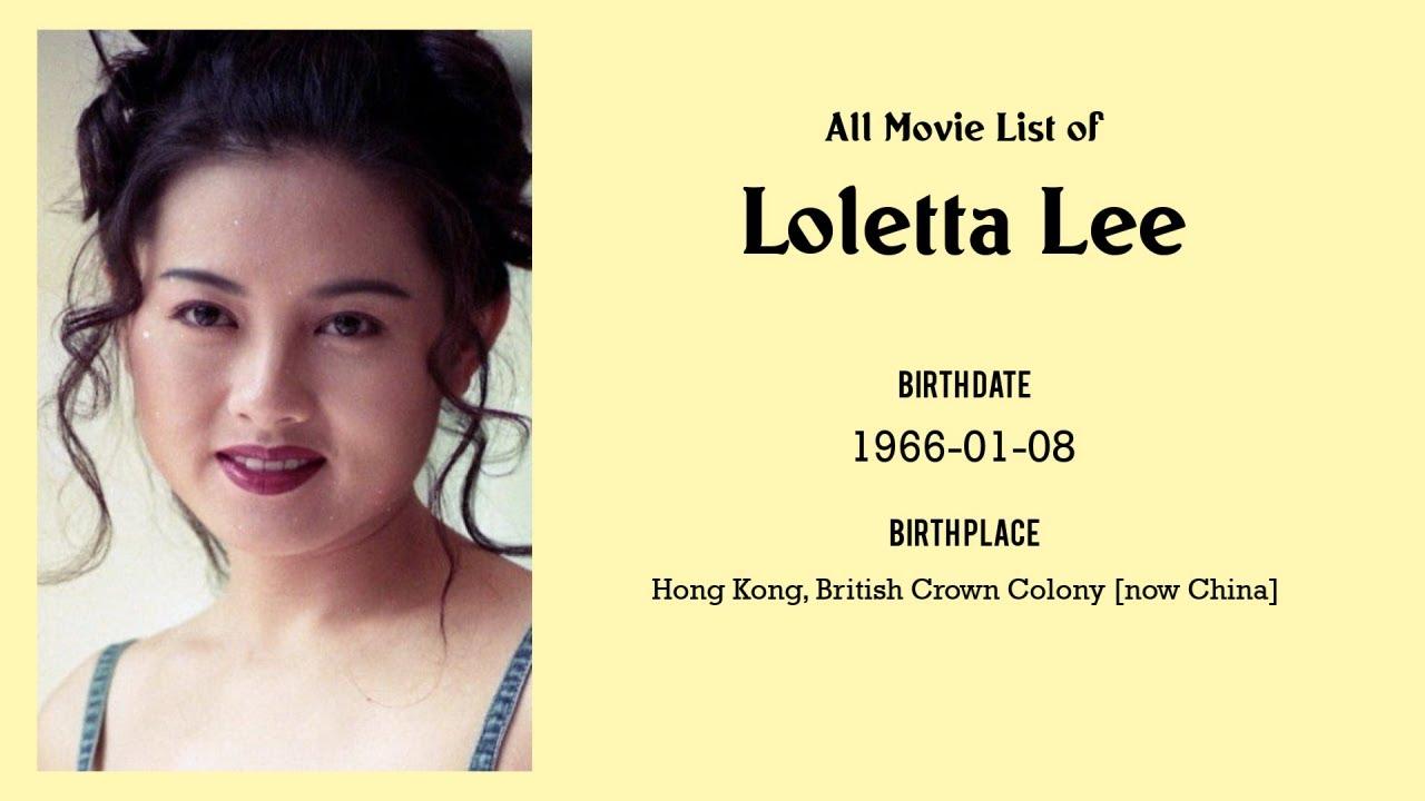 Lee loletta Loletta Lee