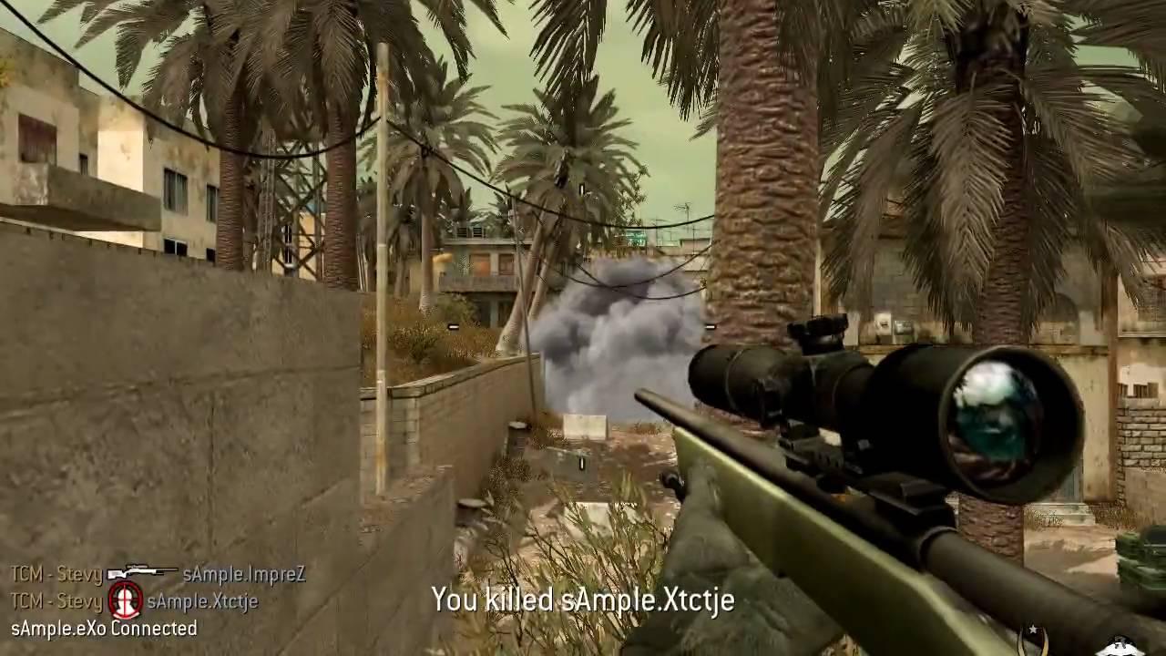 Call Of Duty 4 Pro - Stevy 9Lives TEk-9 - HD