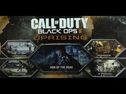 Uprising Map Pack Black Ops 2