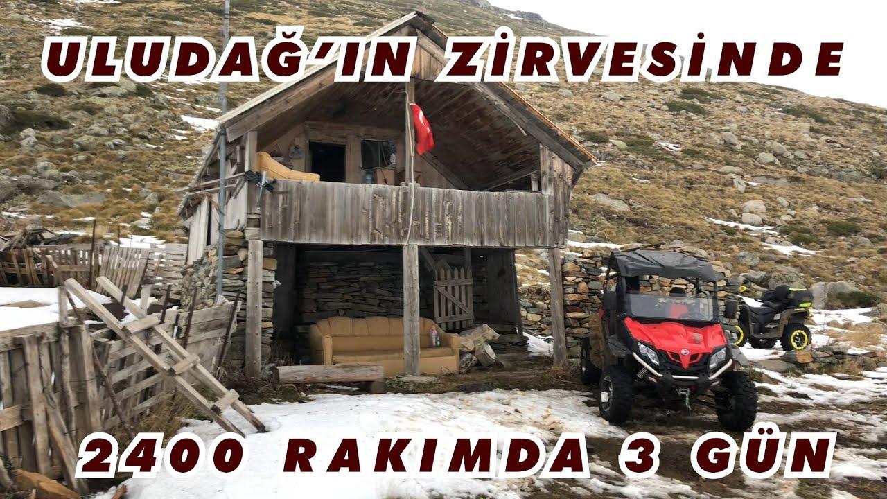 Download ULUDAĞ 'IN ZİRVESİNDE 3 GÜN (RAKIM 2400)