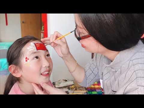 我和我的祖国 基督城华人华侨祝祖国母亲生日快乐1