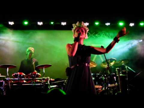 Oceán - Braň se touhám (Live, Rock Cafe, Praha, 11/12/2016)