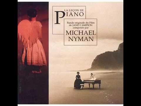 Cover la Leçon de Piano - Michael Nyman poster