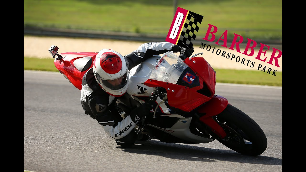 Barber Motorsports Park >> Barber Motorsports Park Motorcycle Track Day! - YouTube