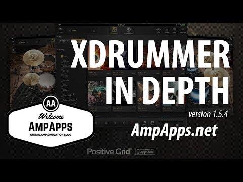 X Drummer In Depth