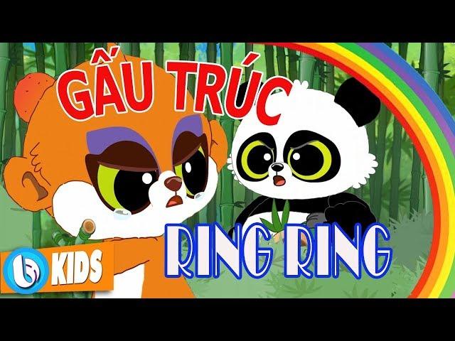 Chú Gấu Trúc Panda Ring Ring - Hoạt Hình YooHoo - Phim Hoạt Hình Hay Nhất