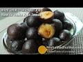 Kala Jamun recipe – How to make Kala Jamun - Khoya Gulab Jamun Recipe