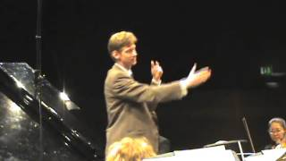 Mozart Piano Concerto No 23, slow movement in Weiz 2010 Conducting competition