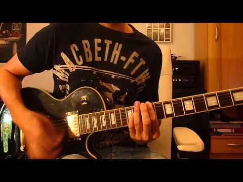 Biffy Clyro Fingers and Toes Cover Guitar + TABS