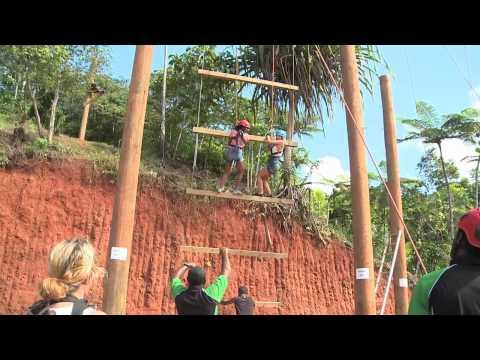 Kila Eco Adventure Park-FIJI