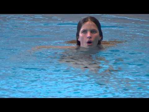 Pijnlijke Training Voor Sylvia Geersen | Sterren Springen