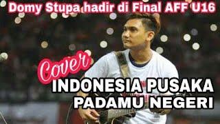 Domy Stupa menggemuruhkan Stadion GOR Delta Sidoarjo | Final Indonesia vs Thailand U16