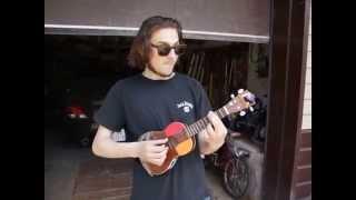 Маленькая пьеса на укулеле для Маи