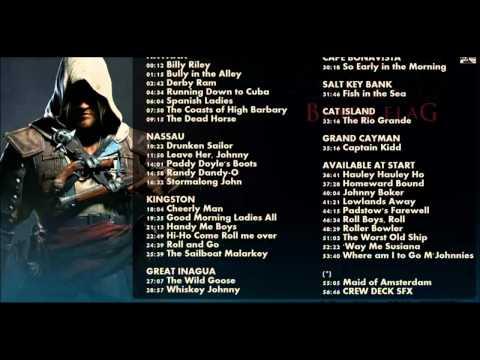 Assassin's Creed Black Flag All Sea Shanties 1_2