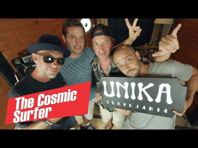 ESTÚDIO UNIKA | Cosmic Surfer - Easy to Say